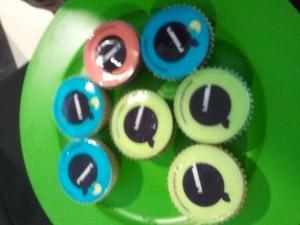 Telerik Ninja Cupcakes