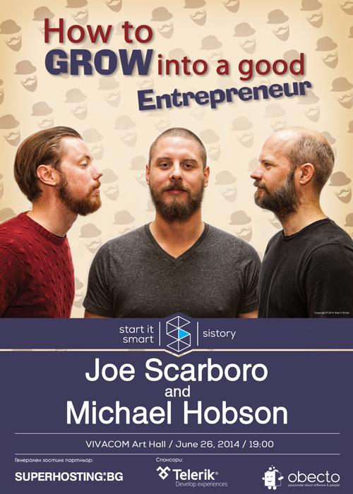 SIStory | Joe Scarboro & Michael Hobson