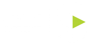 Start It Smart (on dark - cut)