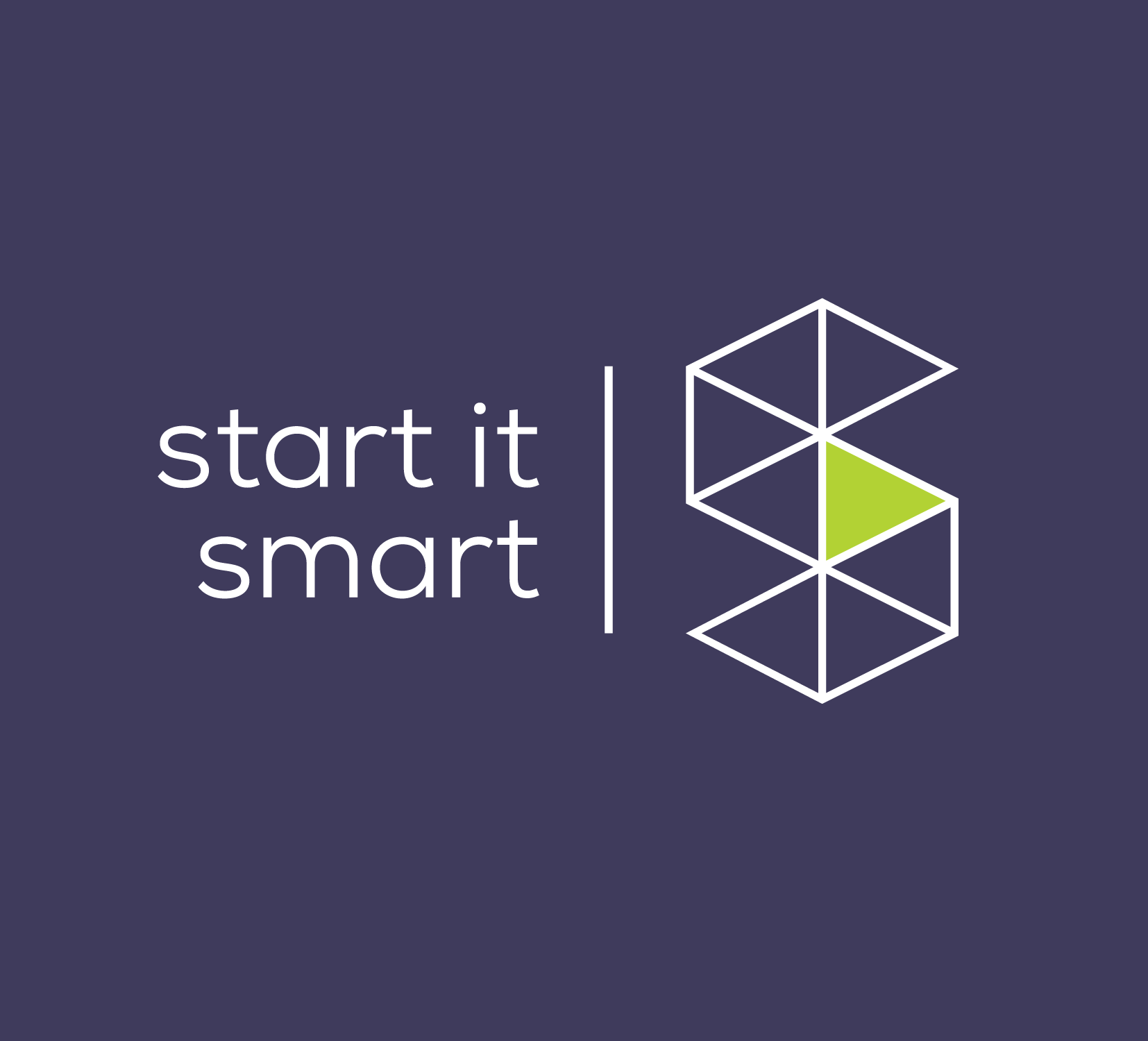 Start It Smart (on blue)